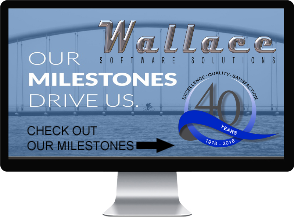 Check out our Milestones!
